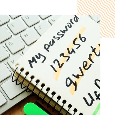 Improve your password hygiene