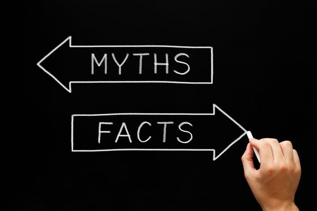 5 Cloud Myths Debunked