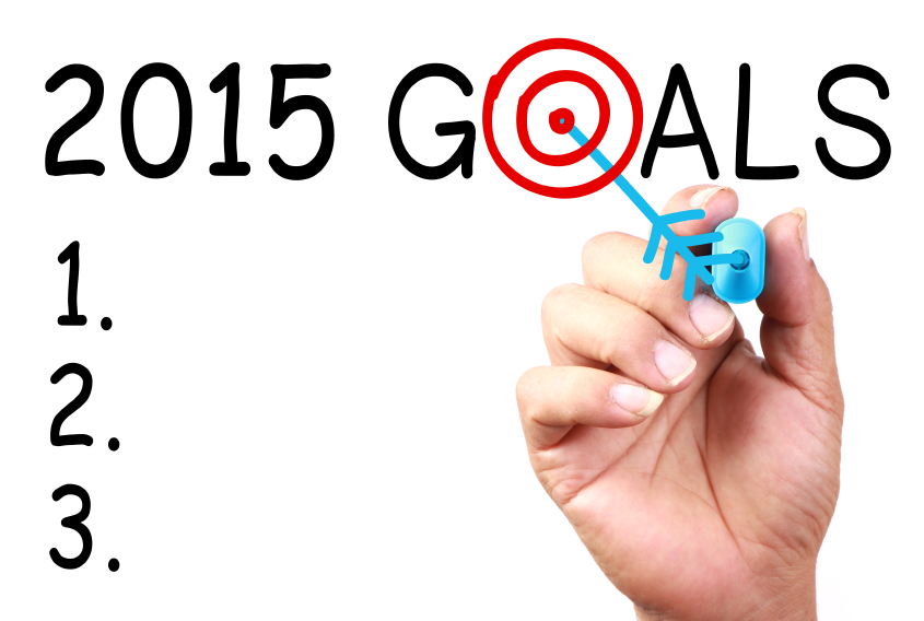 Top 5 IT Resolutions for 2015